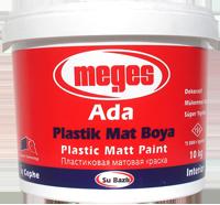 Meges Plastik boya (ada) - Ürün Detayı için tıklayınız...
