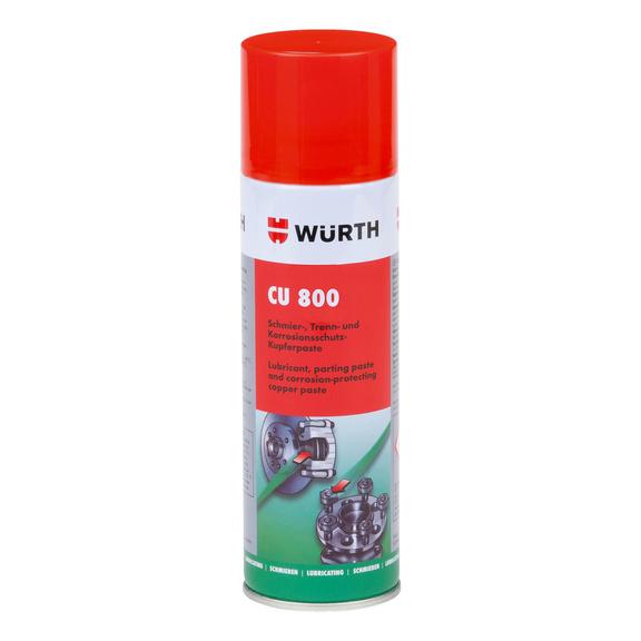 BAKIR SPREYİ CU 800 - Ürün Detayı için tıklayınız...