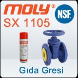 Molly Sx 1105 g�da gress yag� - �r�n Detay� i�in t�klay�n�z...