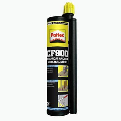 PATTEX CF 900 KIMYASAL DUBEL - Ürün Detayı için tıklayınız...