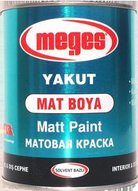 Yakut mat boya sentetik - Ürün Detayı için tıklayınız...